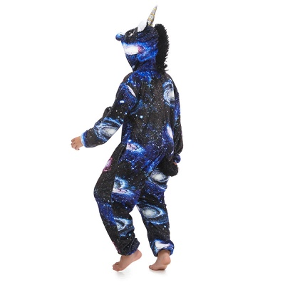Cute Animal Sleepwear Astro Pegasus Onesie_5