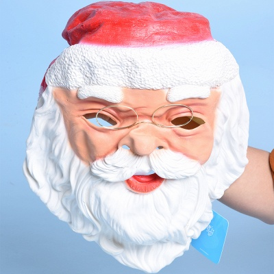 Christmas Decoration, Santa Claus Mask_4