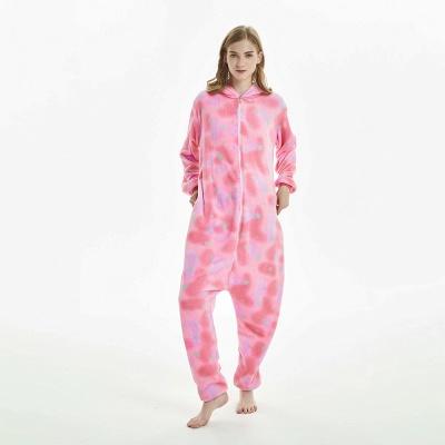 Super Soft Adult Onesies Sleepwear for Women_10