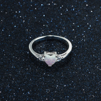 Sterling Silver Ring Jewelry For Women_4