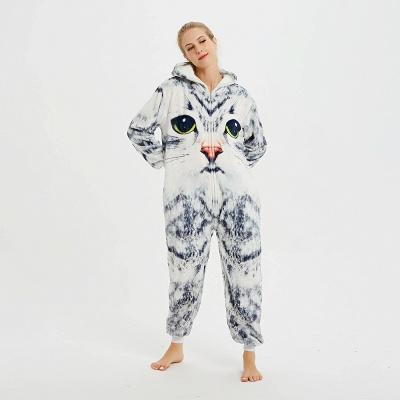 Cute Hoodie Onesies Pyjamas for Women_11