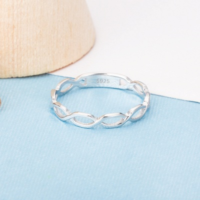 Sterling 925 Silver Ring? for Fashion Girl_6