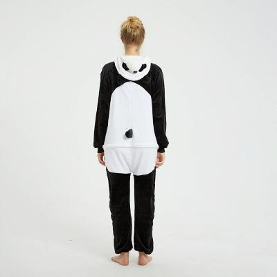 Cute Hoodie Pyjamas for Women Panda Onesies_8