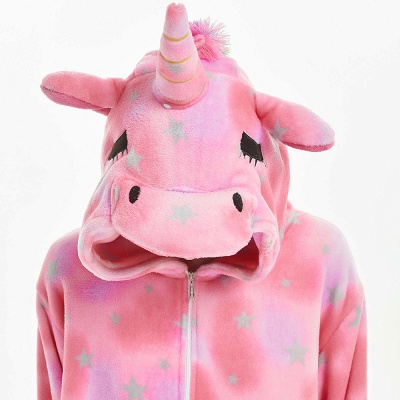 Super Soft Adult Onesies Sleepwear for Women_18