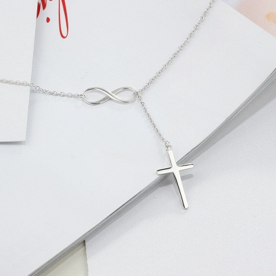 Personalized Alloy Plated Necklace_5