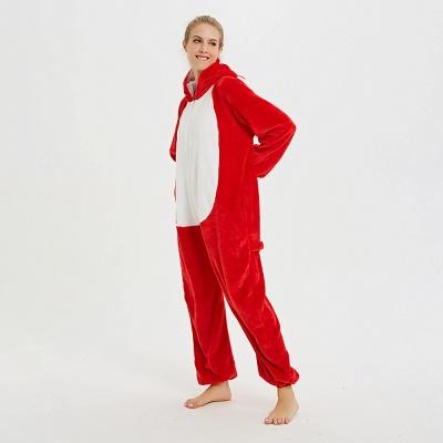 Lovely Pajamas Sleepwear for Women Hoodie Onesies_10