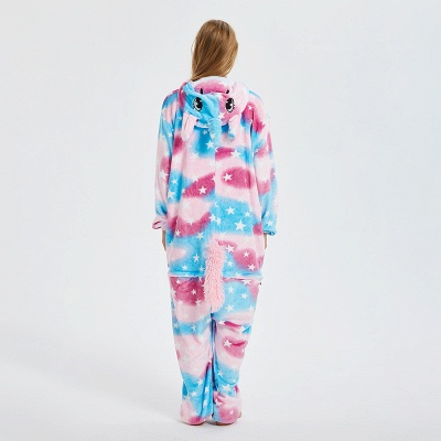 Lovely Pyjamas Sleepwear for Women Unicorn Onesies_3