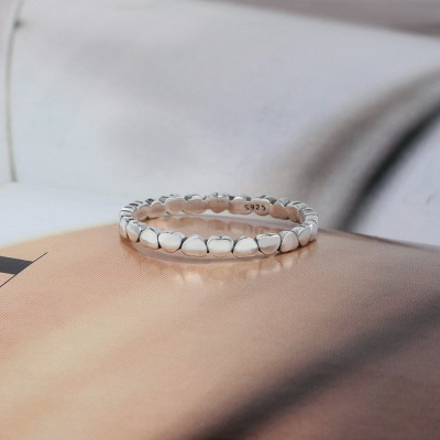 Elegant Alloy Plated Rings_7