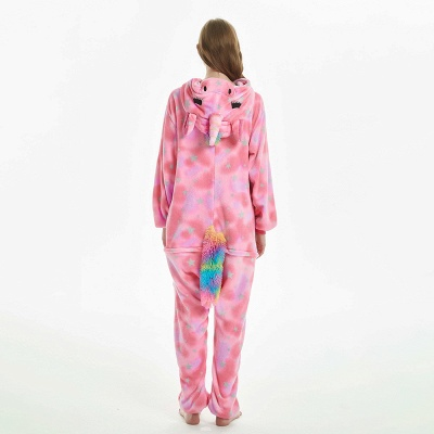 Super Soft Adult Onesies Sleepwear for Women_5