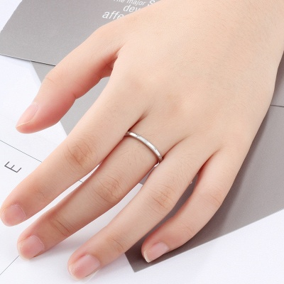 Elegant Alloy Plated Rings for Ladies_5