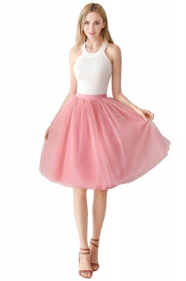 Jewel Sleevelss Knee Length A-line Cute Short Party Dresses_47