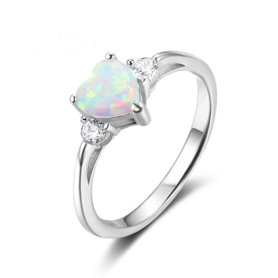 Sterling Silver Ring Jewelry For Women_1