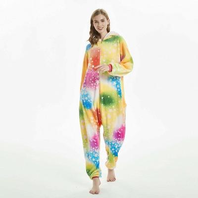 Downy Adult Onesies Pajamas for Girls_10