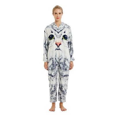 Cute Hoodie Onesies Pyjamas for Women_22