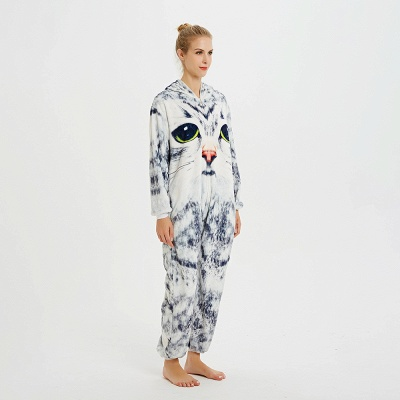 Cute Hoodie Onesies Pyjamas for Women_6