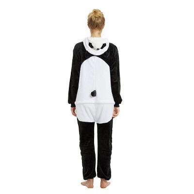 Cute Hoodie Pyjamas for Women Panda Onesies_18