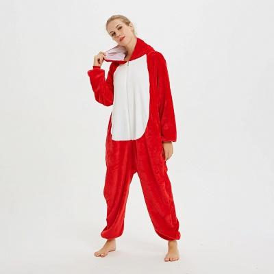 Lovely Pajamas Sleepwear for Women Hoodie Onesies_12