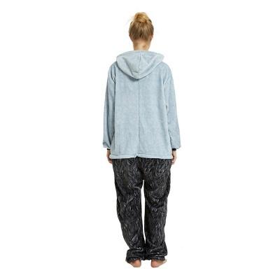 Cute Animal Pyjamas Hoodie Onesies for Women_20