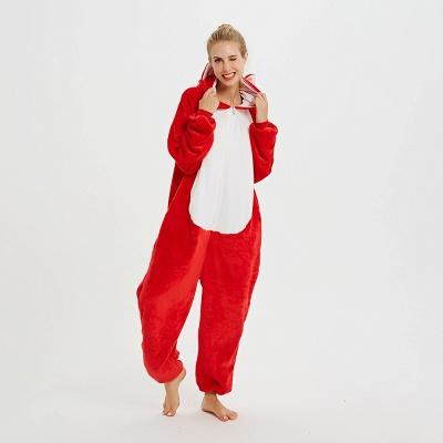 Lovely Pajamas Sleepwear for Women Hoodie Onesies_4
