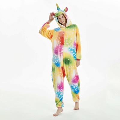 Downy Adult Onesies Pajamas for Girls_17