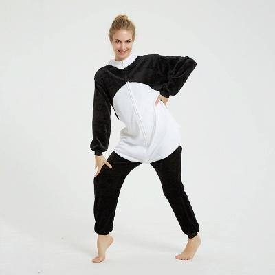Cute Hoodie Pyjamas for Women Panda Onesies_6