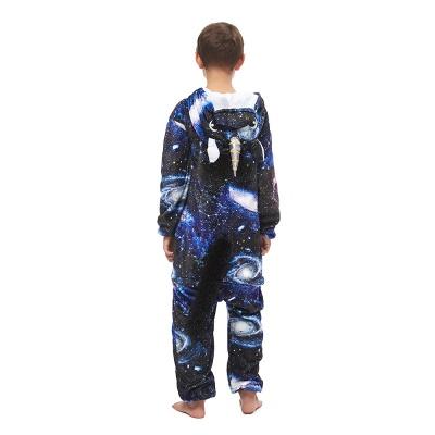 Cute Animal Sleepwear Astro Pegasus Onesie_6
