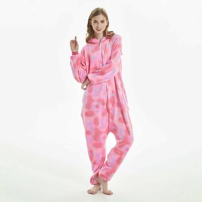 Super Soft Adult Onesies Sleepwear for Women_11