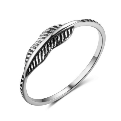 Stylish Alloy Plated Rings_1