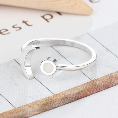 Alloy Plated Rings Jewelry for Ladies_3