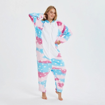 Lovely Pyjamas Sleepwear for Women Unicorn Onesies_6