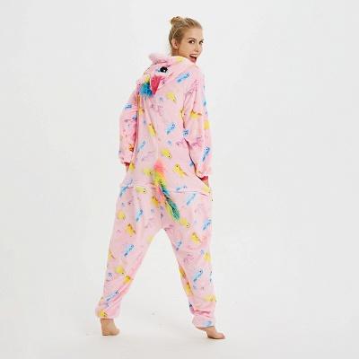 Cute Pyjamas for Women Unicorn Onesies, Pink_12