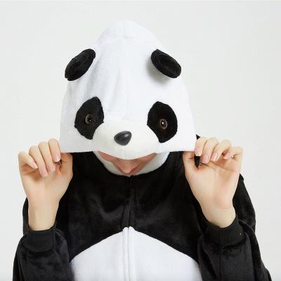 Cute Hoodie Pyjamas for Women Panda Onesies_15
