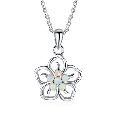 Chic Alloy Plated Ladies' Necklace Jewelry
