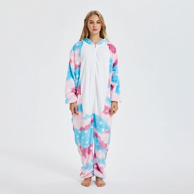 Lovely Pyjamas Sleepwear for Women Unicorn Onesies_1