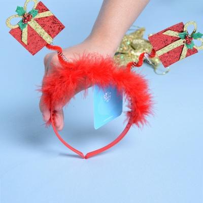 Christmas Decoration Headhand, Xmas Ornaments_4