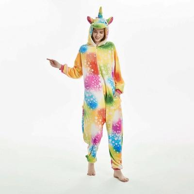 Downy Adult Onesies Pajamas for Girls_13