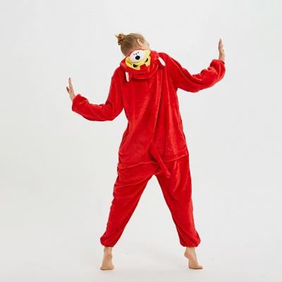 Lovely Pajamas Sleepwear for Women Hoodie Onesies_6