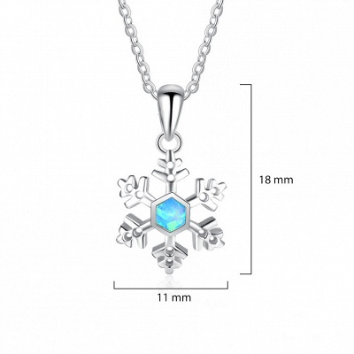 Personalized Alloy Plated Necklace Jewelry_3