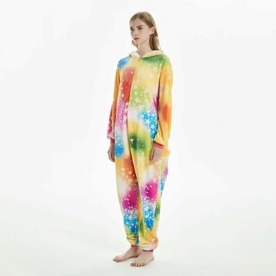 Downy Adult Onesies Pajamas for Girls_14
