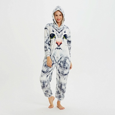 Cute Hoodie Onesies Pyjamas for Women_21