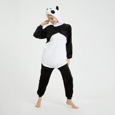Cute Hoodie Pyjamas for Women Panda Onesies_14