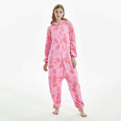 Super Soft Adult Onesies Sleepwear for Women_17