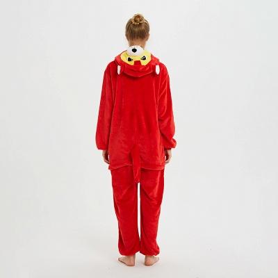 Lovely Pajamas Sleepwear for Women Hoodie Onesies_9