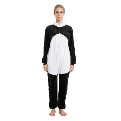 Cute Hoodie Pyjamas for Women Panda Onesies_17