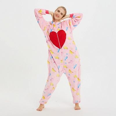 Cute Pyjamas for Women Unicorn Onesies, Pink_13