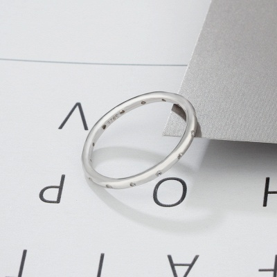 Elegant Alloy Plated Rings for Ladies_8