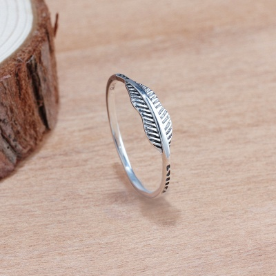 Stylish Alloy Plated Rings_4