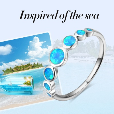 Alloy Plated Rings for Ladies_7