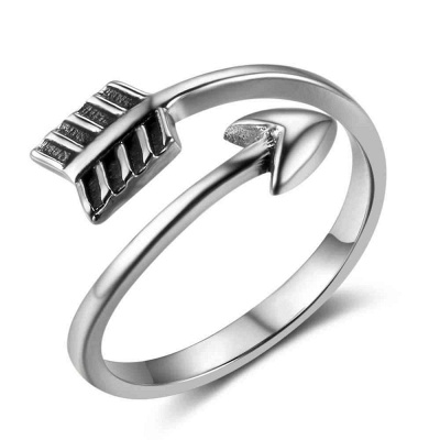 Sterling Silver Ring Jewelry For Ladies_1