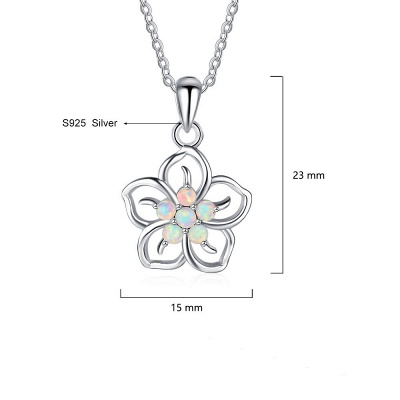 Chic Alloy Plated Ladies' Necklace Jewelry_3